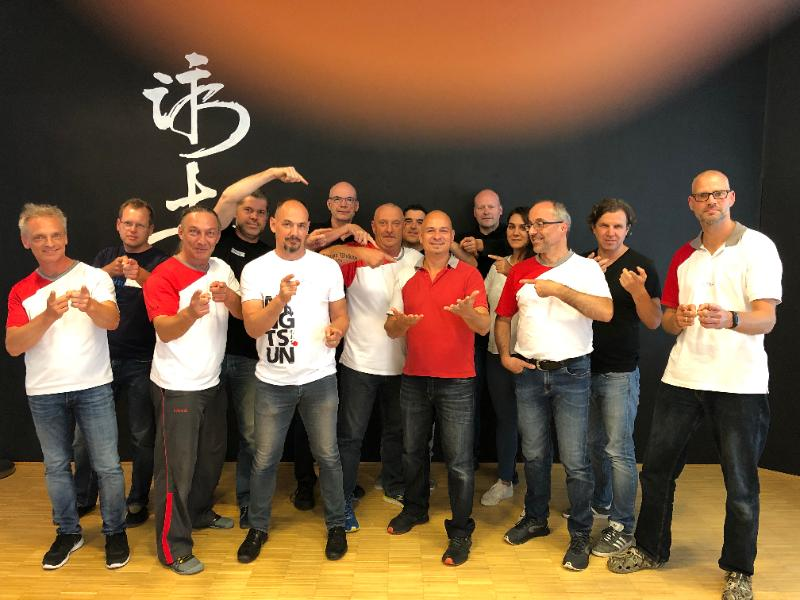 Wing Tsun, Gelnhausen, Gewaltprävention